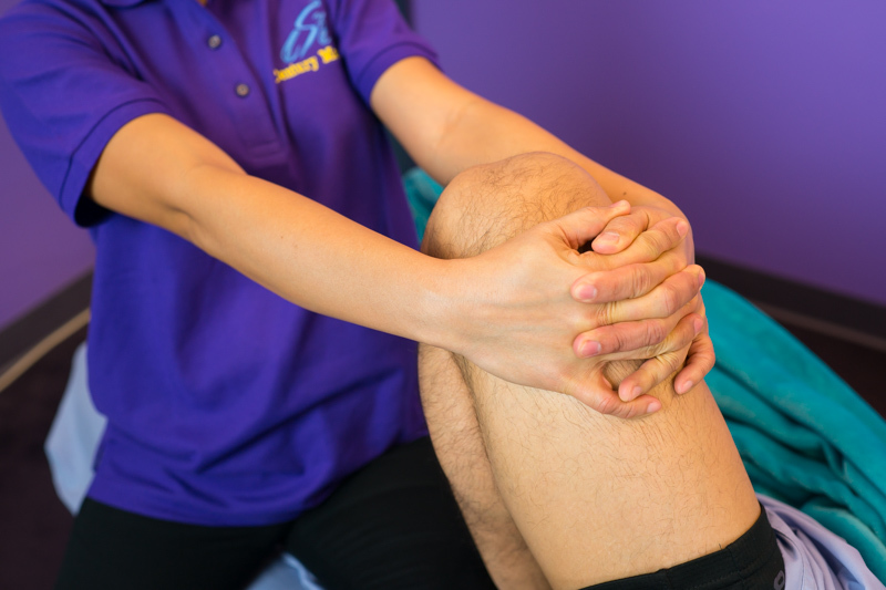 Century Massage in Renton, Washington. Medical Massage waiting area