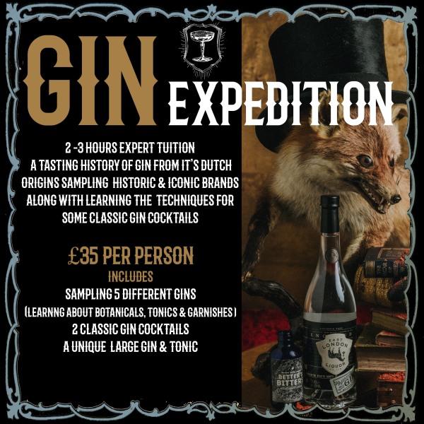 Explore Gin