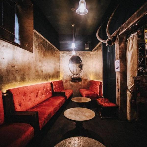 Book The Gold Room