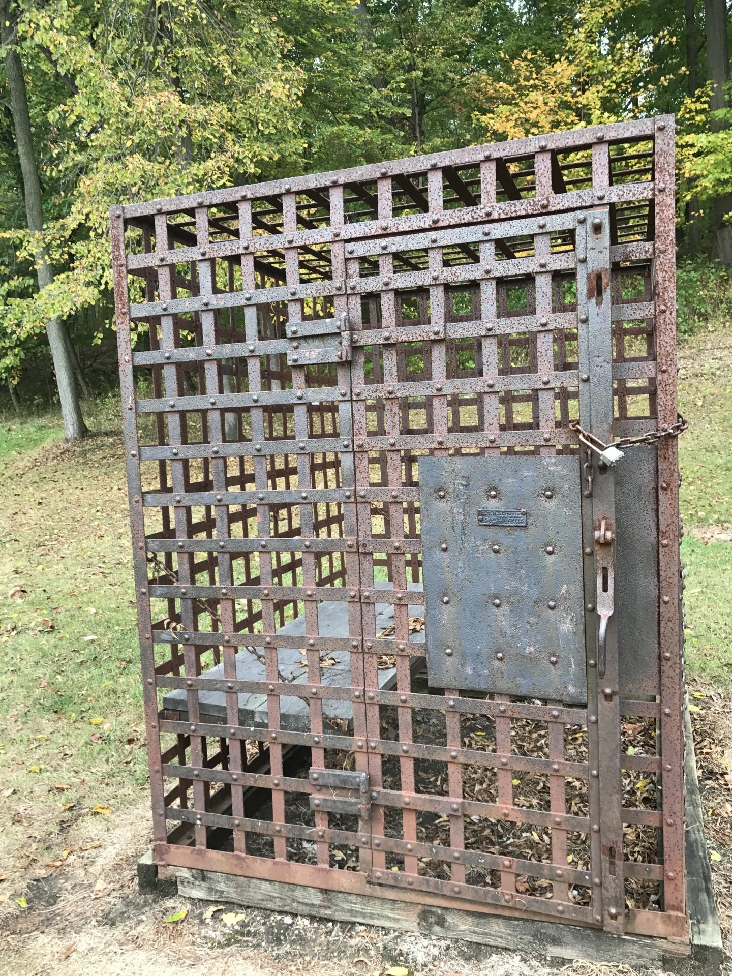 Old Time Jail-Charlton Park