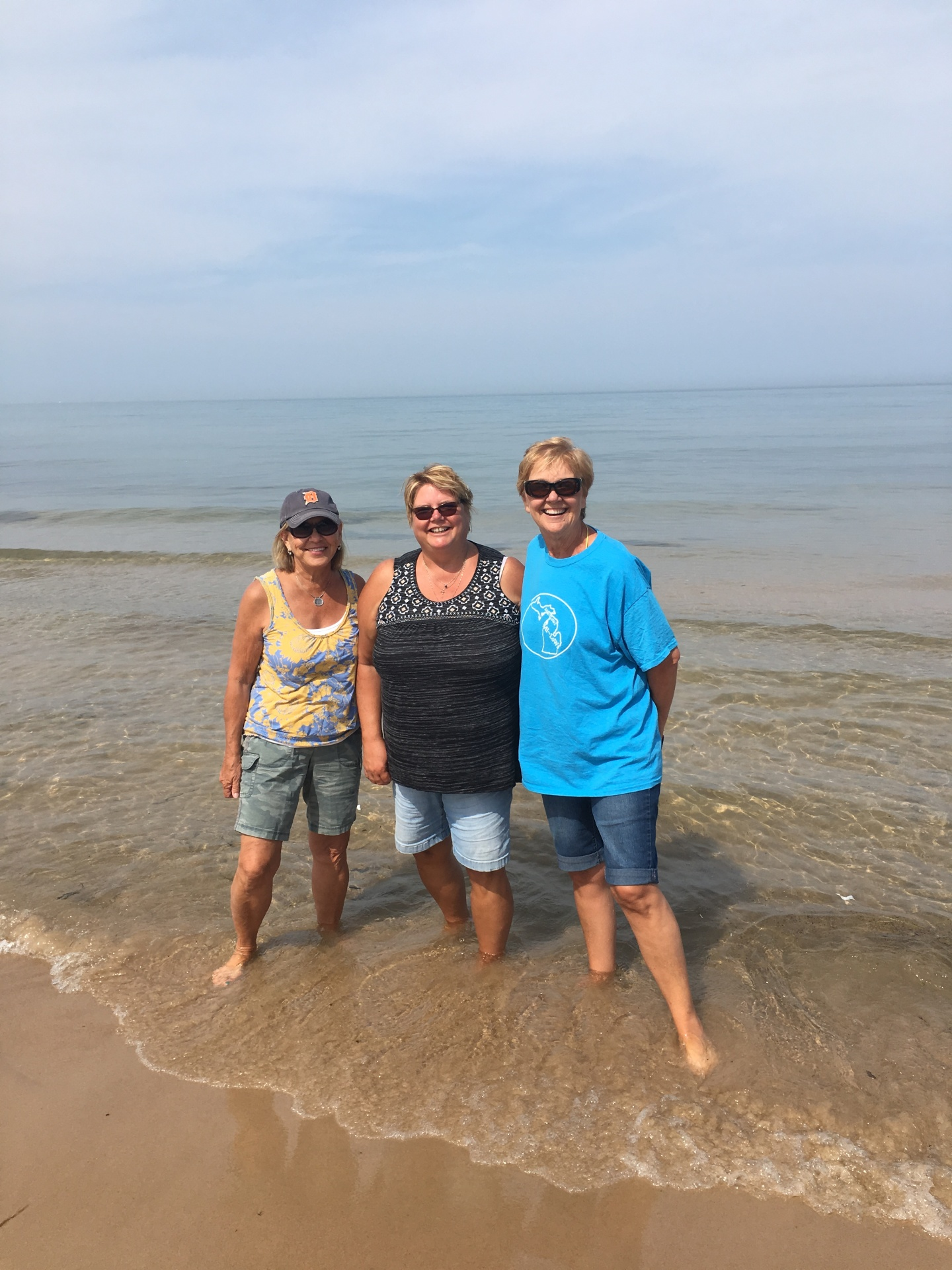 Water is perfect! in Ludington
