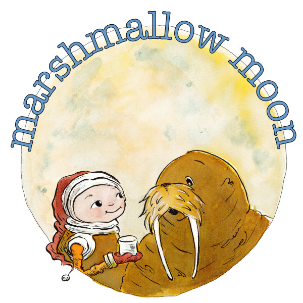 Marshmallow Moon
