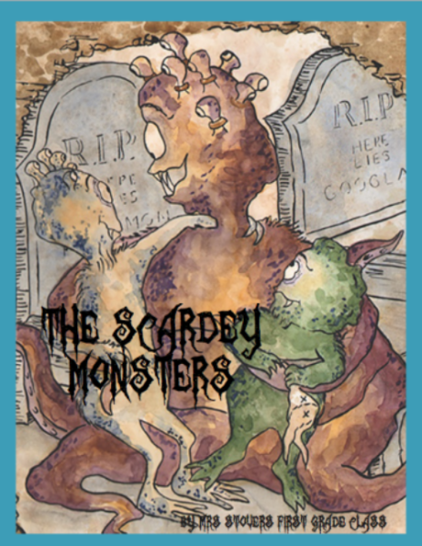 The Scaredy Monsters