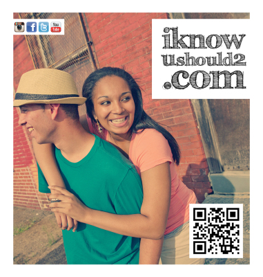 iknowushould2 Campaign interior subway cards