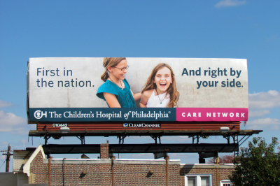 Care Network Campaign billboards