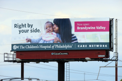 Care Network Campaign billboards