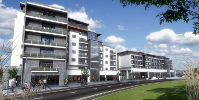 Commerical Housing Development