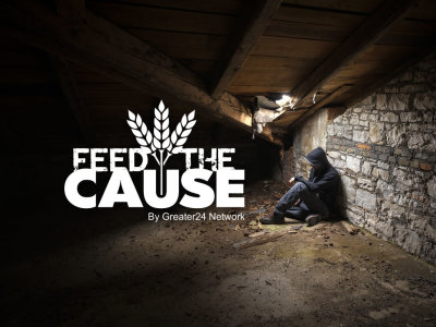 Feed The Cause project created by Greater24 to feed those in need