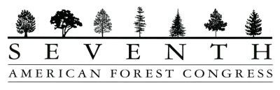 Seventh American Forest Congress
