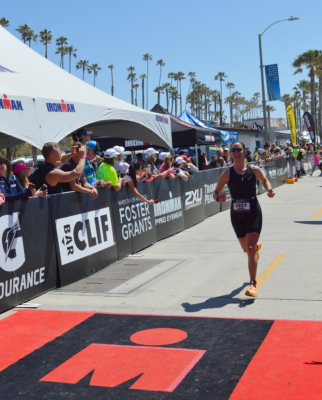 Oceanside 70.3 Finish