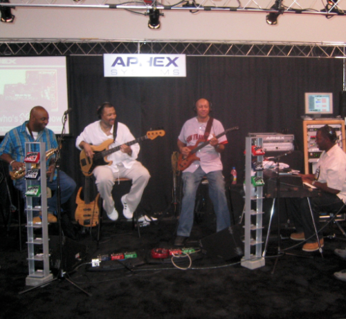 The Aphex Allstars