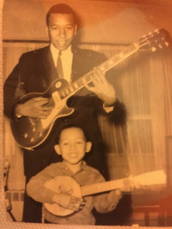 Reggie Boyd,Sr. and Reggie Boyd,Jr.