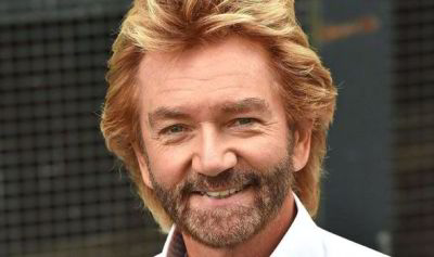 Noel Edmonds in the Spotlight