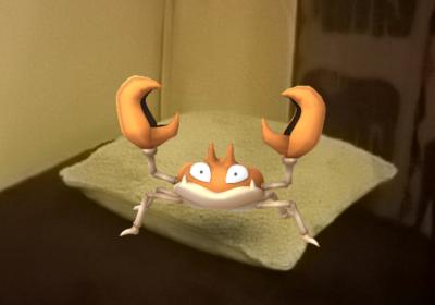 Pokemon have arrived!