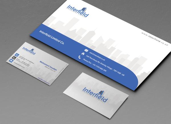 Business Cards+Envelope