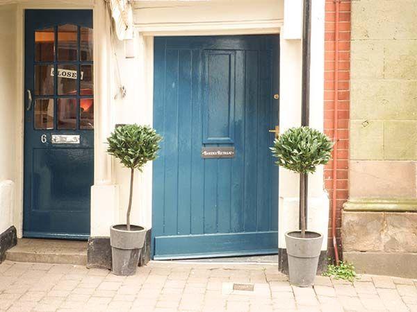 Retreat Front Door