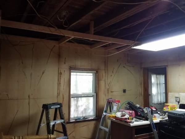 Starting Trey Ceiling