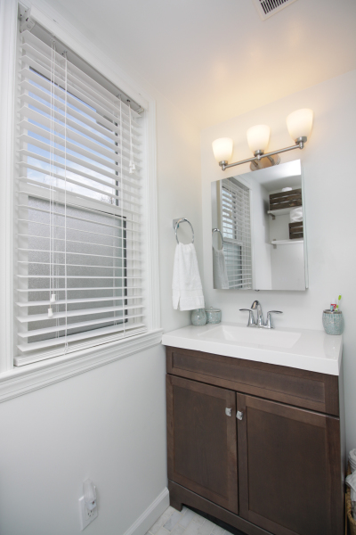 Bath Vanity, Window