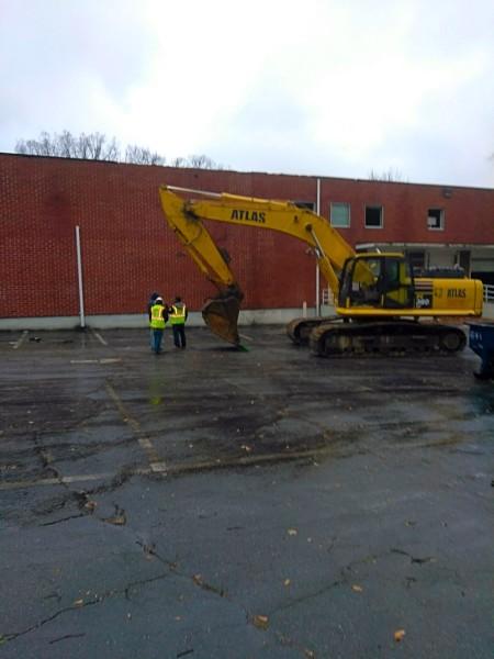 J & 5 demolition