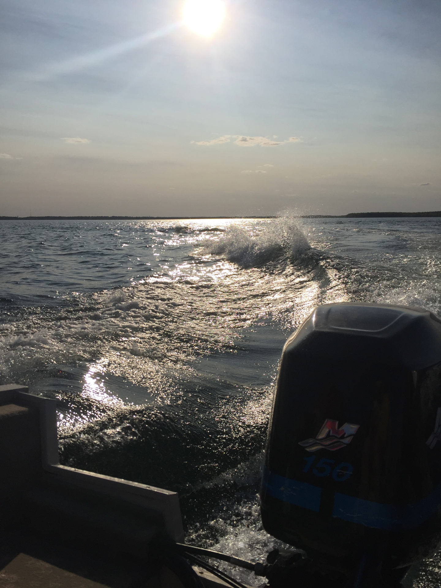 Cass Lake Boating