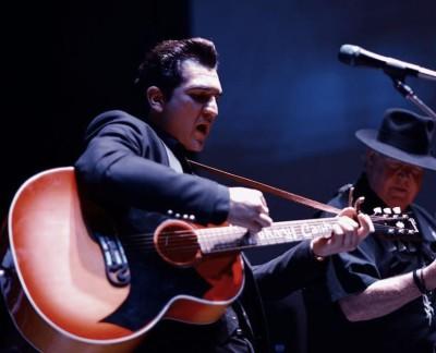 Andy Vickers Johnny Cash Hamilton Ontario Canada tribute