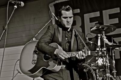 Andy Vickers Johnny Cash Hamilton Ontario Canada tribute