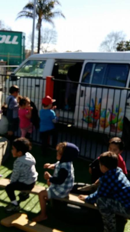 What a lovely visit we had today from the whanau at Waiapu kids.