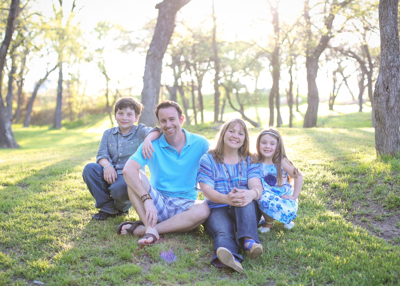 Brandon Hixson Family