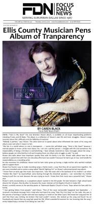Brandon Hixson - Here Is My Heart Dallas Newspaper