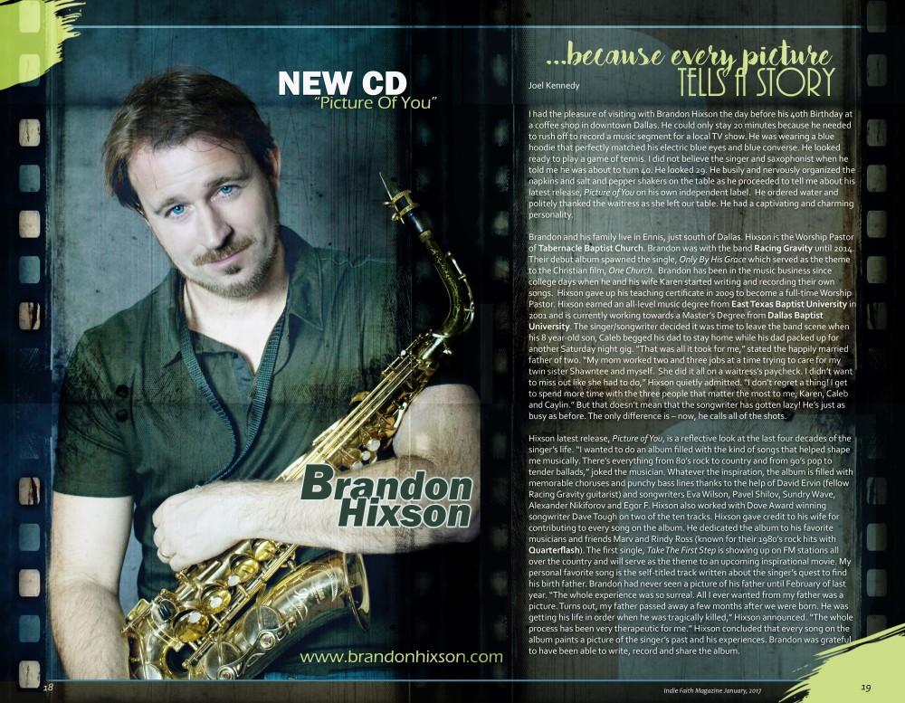 Brandon Hixson 2017