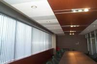 radiant panel heating system; electric heating; energy efficiency; efficient heating system; radiant ceiling system; radiant ceiling panels