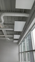 radiant heating; radiant panel heating system; electric heating; energy efficiency; efficient heating system;