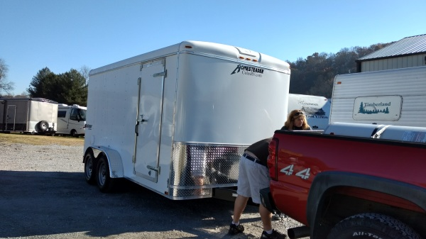 Blessed with a New Trailer