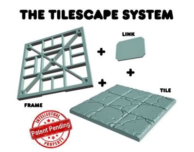Free Download! Tilescape™ DUNGEON CORE Sample Pack