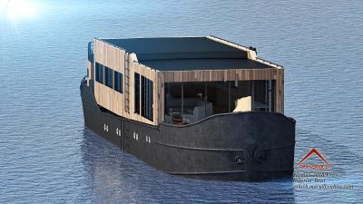 Exterior Boat