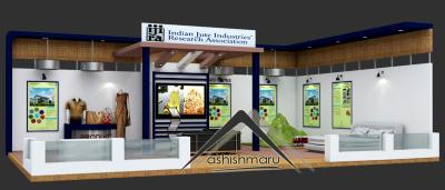 Stall Design for Jute Industries