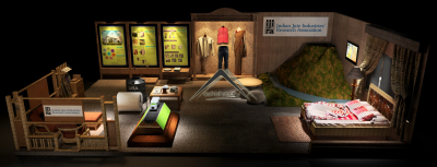 Stall Design for Indian Jute Industries