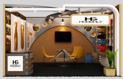 Stall Design for HG Hooghly.