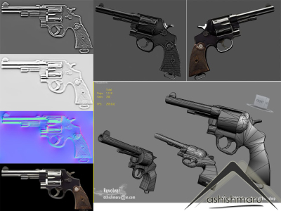 Gun Modeling