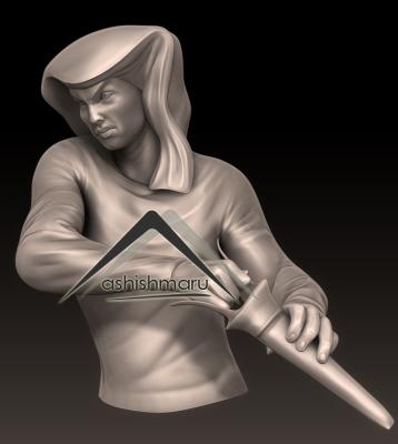 Zbrush Sculpting