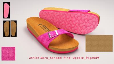 Sandal Modeling