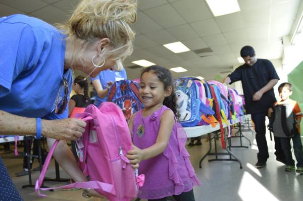 Back-2-School Backpack Drive