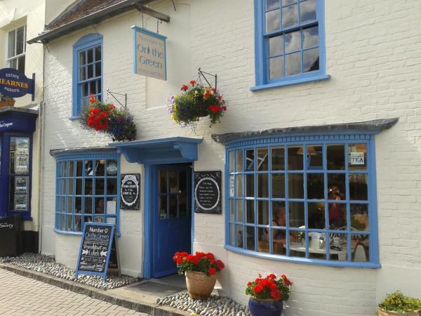 Wimborne Cafe