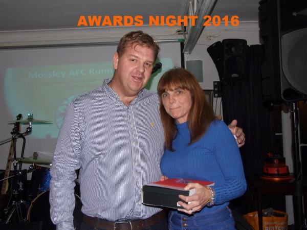 AWARDS NIGHT 18/11/16