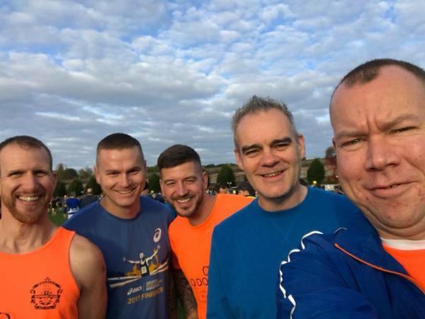 Chester Marathon 2017