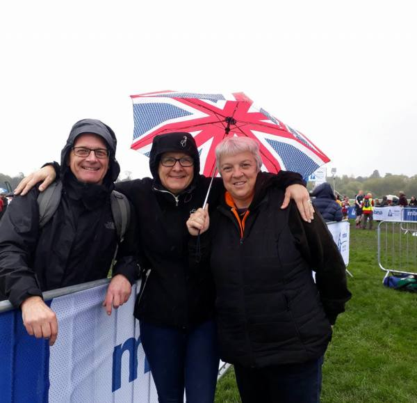 Chester club supporters