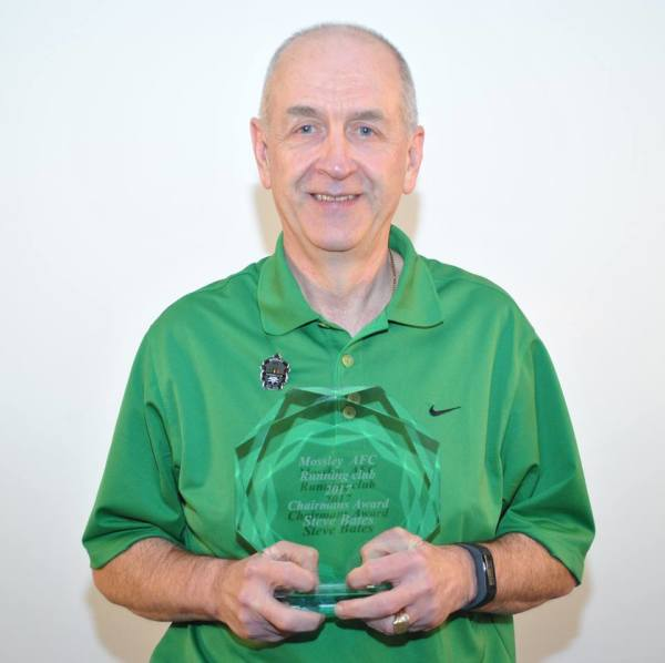 Chairman Award Steve Bates