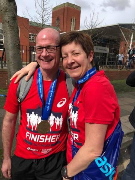 Manchester Marathon April 2018
