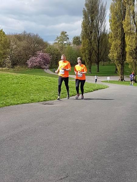 Resolution Run @ Heaton Park