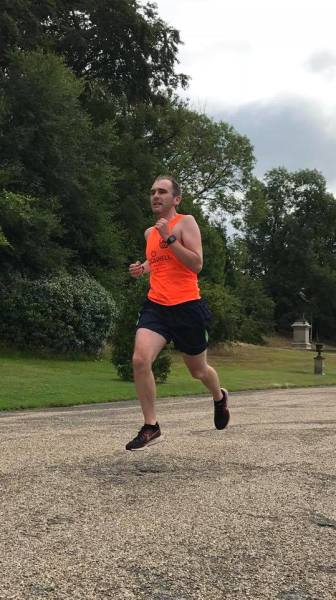 Adam Battersby Parkrun #50